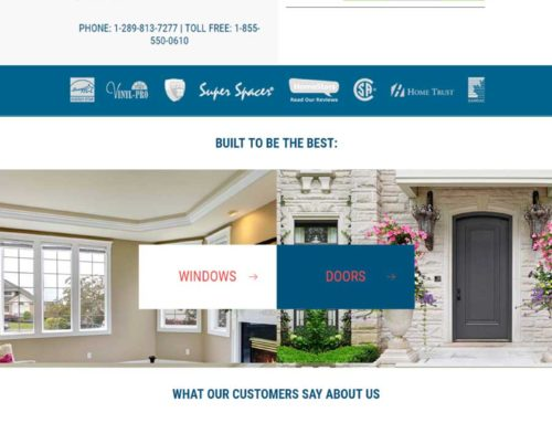 Total Home Oakville Windows and Doors